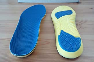 Sof Sole Athlete Gel Insole: Hands On